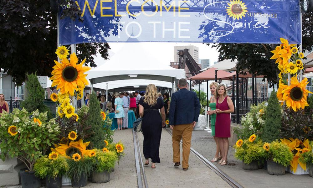 Sunflower Soiree 2017